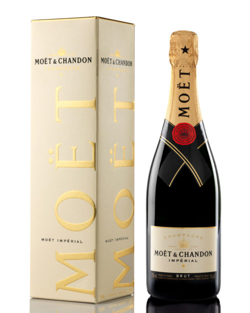 Moet Chandon Brut imperial cartucho 750ml